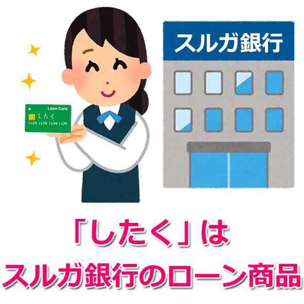 ゆうちょ銀行カードローン「したく」の審査
