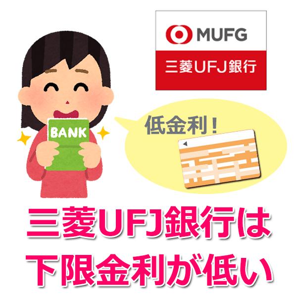 6. 三菱UFJ銀行