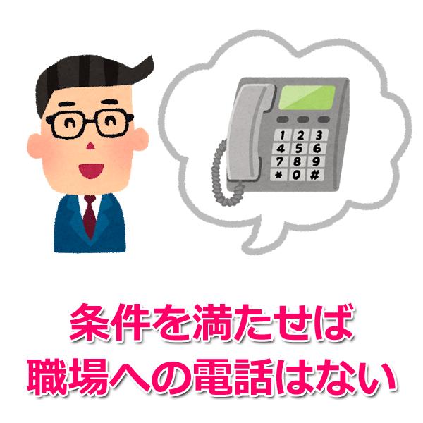 SMBCモビットのWEB完結申込なら「電話連絡なし」